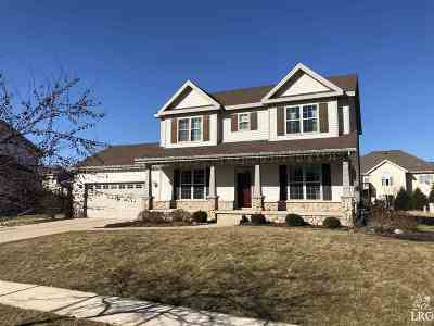 Cottage Grove WI Single Family Home For Sale: $327,900