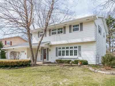 Madison Single Family Home For Sale: 6210 Birch Hill Dr