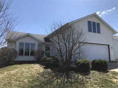 McFarland Single Family Home For Sale: 5301 Leanne Ln