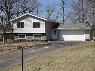Pardeeville Single Family Home For Sale: N7585 Turtle Tr