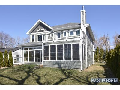 Madison Single Family Home For Sale: 2936 Waubesa Ave