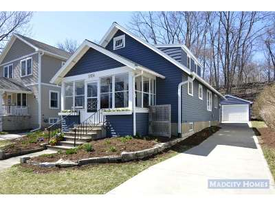 Madison WI Single Family Home For Sale: $459,000