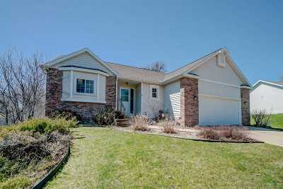 Madison WI Single Family Home For Sale: $255,000