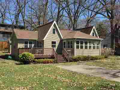 Cambridge Single Family Home For Sale: W9288 Ripley Rd