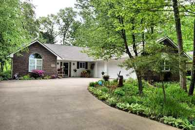 Sauk County Single Family Home For Sale: E9371 Innisbrook Ln