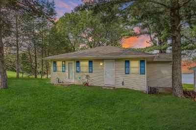 Lodi Single Family Home For Sale: N2698 Summerville Park Rd