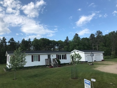 Arkdale Single Family Home For Sale: 1498 County Road C