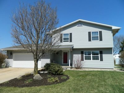 Green County Single Family Home For Sale: 134 25th Ave