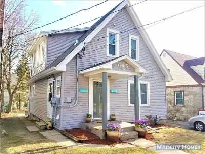 Madison Multi Family Home For Sale: 615 Pine St