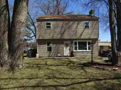 Madison Single Family Home For Sale: 4707 Camden Rd