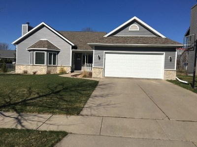Waunakee WI Single Family Home For Sale: $359,900