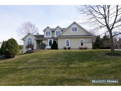 Fitchburg WI Single Family Home For Sale: $397,000