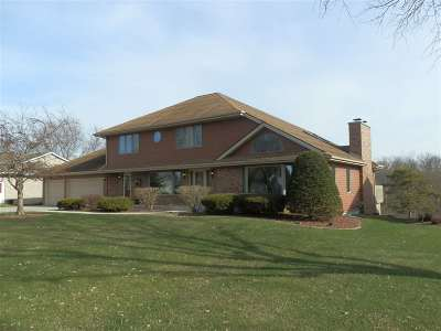 Janesville Single Family Home For Sale: 4112 Park View Dr