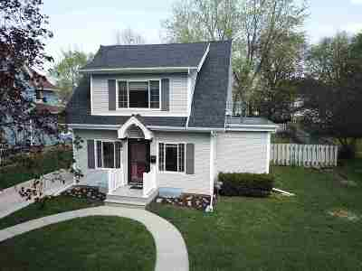 Beloit Single Family Home For Sale: 929 9th St