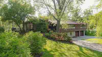 Cross Plains Single Family Home For Sale: 4537 Oak Valley Rd