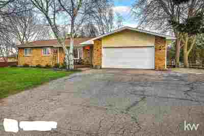 McFarland Single Family Home For Sale: 3571 Schutte Dr