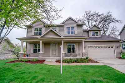 Madison Single Family Home For Sale: 7822 Copper Leaf Tr