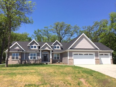 Sun Prairie Single Family Home For Sale: 3010 Midnight Sun Dr