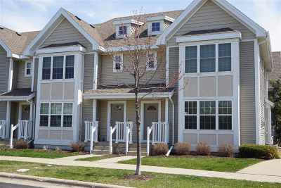 Madison Condo/Townhouse For Sale: 3807 Mammoth Tr