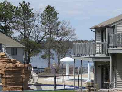Wisconsin Dells Condo/Townhouse For Sale: 1093 Canyon Rd #301