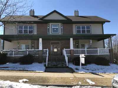 Condo/Townhouse Sold: 8317 Mansion Hill Ave #1