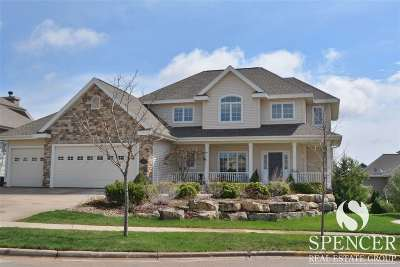 Waunakee Single Family Home For Sale: 1306 Reed Ct