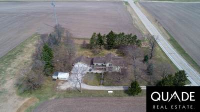 Columbia County Single Family Home For Sale: N8239 Hwy 73