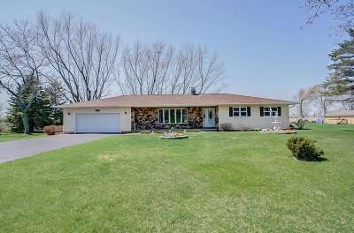 Dane County Single Family Home For Sale: 5889 Valleyhigh Dr