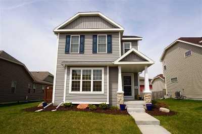 Verona Single Family Home For Sale: 9318 Vista Meadow Dr
