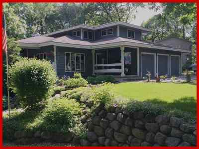 Jefferson County Single Family Home For Sale: W8237 Sunset Ct