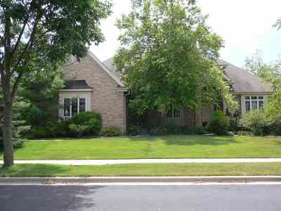 Madison Single Family Home For Sale: 9109 Settlers Rd