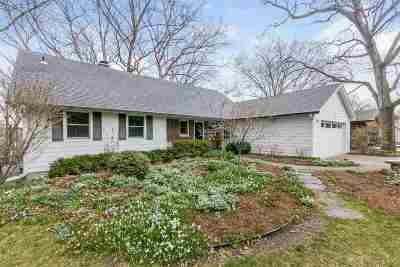 Madison Single Family Home For Sale: 4506 Woods End