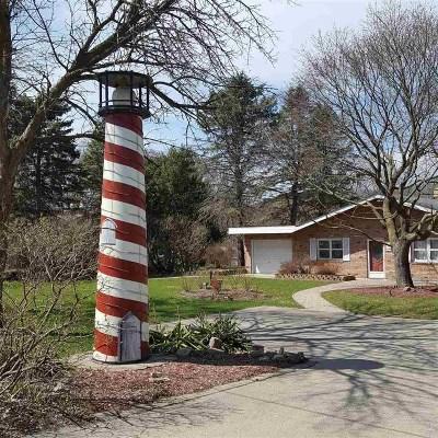 Beloit Single Family Home For Sale: 2760 S Riverside Dr