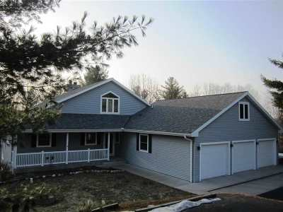 Sauk County Single Family Home For Sale: S649 Whippoorwill Ct
