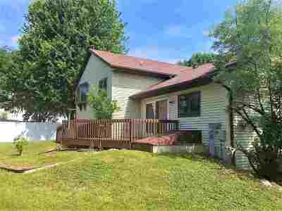 Sun Prairie WI Single Family Home For Sale: $299,000