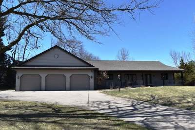 Columbia County Single Family Home For Sale: W11372 High Point Rd