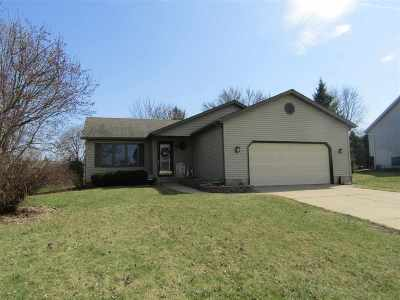 Dane County Single Family Home For Sale: 425 Sleepy Hollow Ln