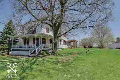 Deforest Single Family Home For Sale: 5198 County Road V