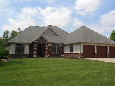 Janesville Single Family Home For Sale: 4403 Tydl Dr
