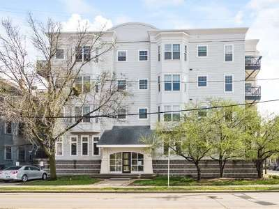 Madison Condo/Townhouse For Sale: 350 W Wilson St #304