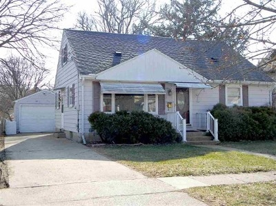 Beloit Single Family Home For Sale: 1243 8th St
