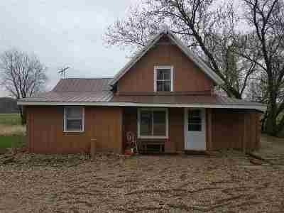 Mount Horeb Single Family Home For Sale: 3090 County Road P