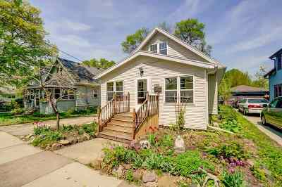 Madison Single Family Home For Sale: 2510 Upham St
