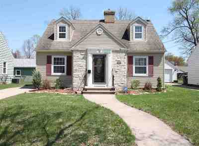 Beloit Single Family Home For Sale: 1153 9th St