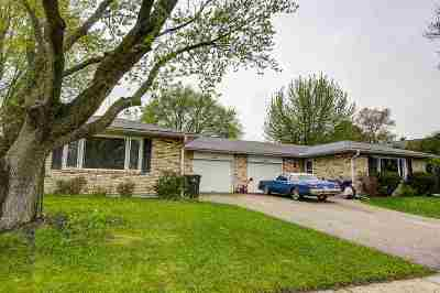 Waunakee Multi Family Home For Sale: 304-306 Knightsbridge Rd