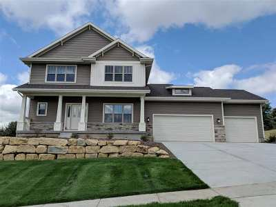 Mount Horeb Single Family Home For Sale: 720 Maple Dr