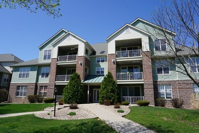 Fitchburg Condo/Townhouse For Sale: 5490 Caddis Bend #301