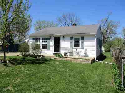 Beloit Single Family Home For Sale: 2113 Euclid Ave