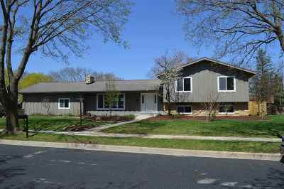 Madison Single Family Home For Sale: 5402 Comanche Way
