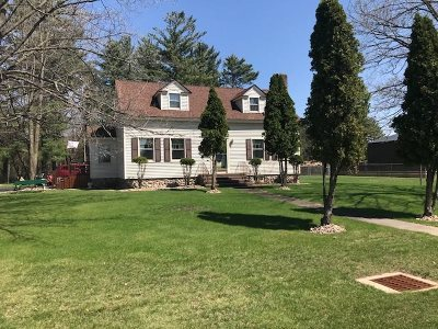 Adams WI Single Family Home For Sale: $249,900